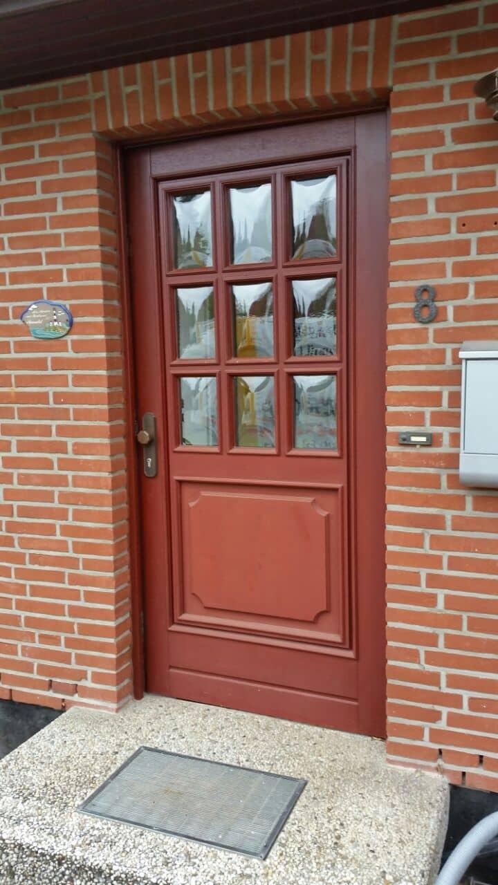 Referenzen Türen | Kruse & Reger GbR Lübeck